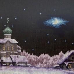 Видеозапись выставки «Вифлеемская звезда»