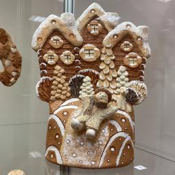 Выставка «Дивеевская глиняная игрушка»