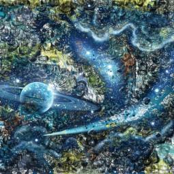 Выставка живописи и графики «Человек и космос»