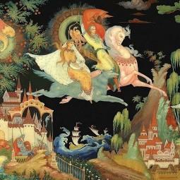Виртуальная встреча «Сокровенные смыслы русских народных сказок»