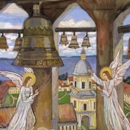 Выставка «Ангел и колокола»