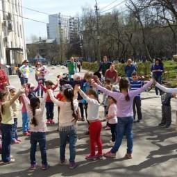 Интерактивная программа для детей «Я люблю танцевать»