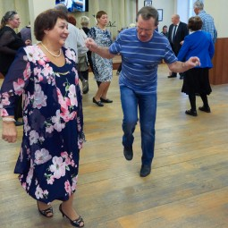 Виртуальная фотовыставка «Мы очень любим танцевать!»