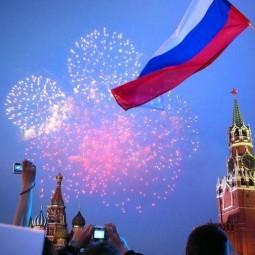 Книжная выставка «Русь, Россия, Родина моя»