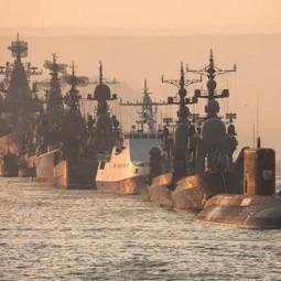 Информационный час «День военно-морского флота России»