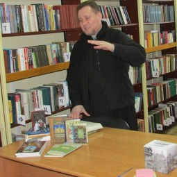 Встреча «Православная книга – путь к духовности»