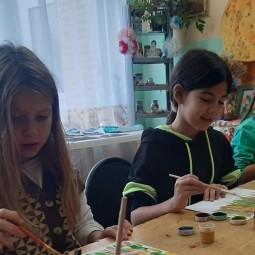Открытое занятие для детей «Осенние фантазии»