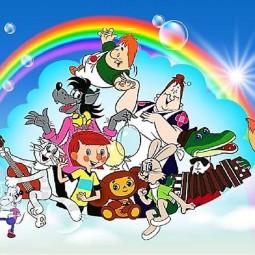 Развлекательный час «Волшебный мир мультфильмов»