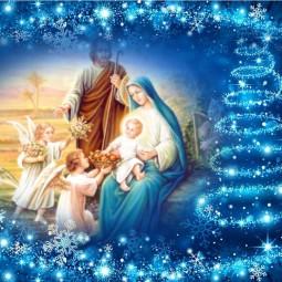 «Православные праздники. Рождество и Крещение»