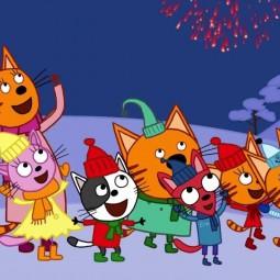 Спектакль «Три кота: миу-миу шоу»