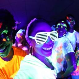 Дискотека Neon party