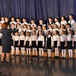 Отчётный концерт «Детской музыкальной школы №2»