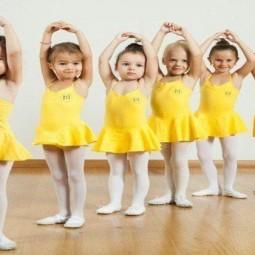 «Позиции рук в танце»