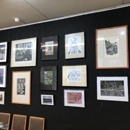 Выставка «Графика и книжная иллюстрация»
