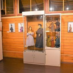 Выставка «Пушкин. Кукольный театр. Коллекция С.В. Образцова»