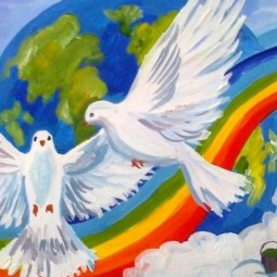 Познавательная программа «Мы за мир на планете»