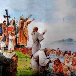 Православный час «Русь,ты моя православная»