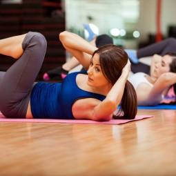 Онлайн мастер–класс «Круговая тренировка на все группы мышц»
