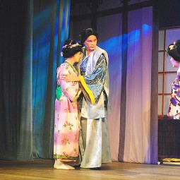 Спектакль «Принцесса О-Цуру»