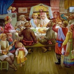 Онлайн-беседа «Русская свадьба на Руси»