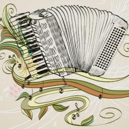 Играй и пой, моя гармонь!