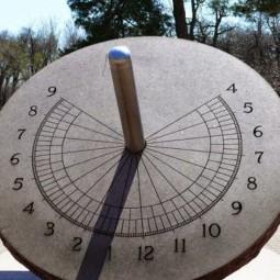 «Солнечные часы»