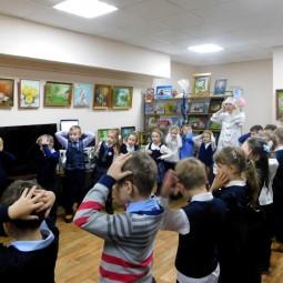 Праздник «Новогодние приключения в стране литературных героев»