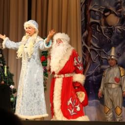 Спектакль «Новогоднее приключение в Изумрудном городе»