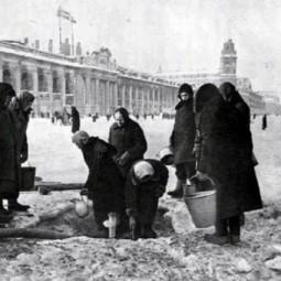 Встреча «О блокадном Ленинграде»