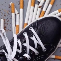 «Не дари свою жизнь сигарете»