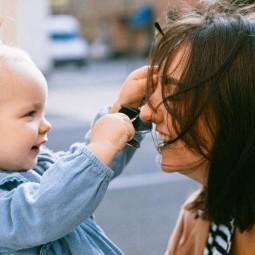 Беседа «Говорите мамам нежные слова»