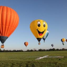 Интерактивное занятие «Полёт на воздушном шаре»