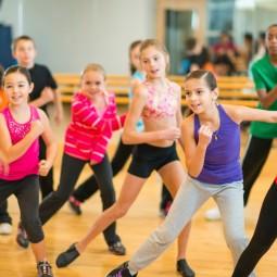 Виртуальное занятие «Танцевальная разминка с Натальей Андреевой»