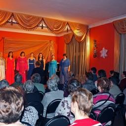 Концерт «Крещенский вечерок»