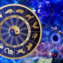 Виртуальная встреча «Новогодний гороскоп»