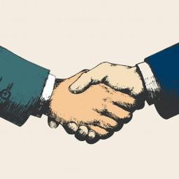 Виртуальная программа «Рукопожатие»