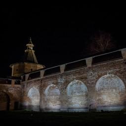 Ночь искусств в Зарайском кремле