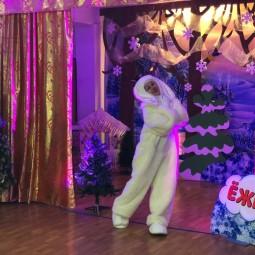 Видеоспектакль «Как Ёжик Новый год встречал»