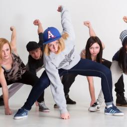 Открытый урок Кружка современного танца «Михеев Прайд»