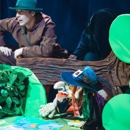 Спектакль «Страна чудес – театр кукол»