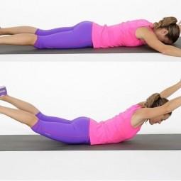 Виртуальная программа «Упражнения на спину»