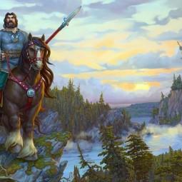 Путешествие по страницам русского фольклора «Богатыри земли Русской»