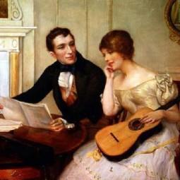 «Романса звук прелестный»