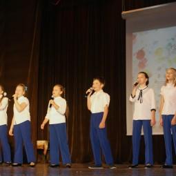 Видео-занятие вокального эстрадного коллектива «Forte»