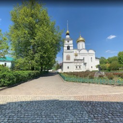 Онлайн-экскурсия 360° Борисоглебский монастырь