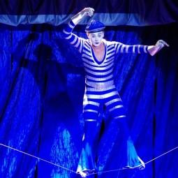 Цирковое шоу «Моряк »