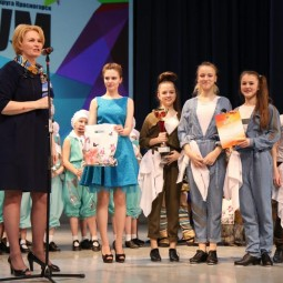 Гала-концерт XX фестиваля творчества «УНИКУМ - 2021»
