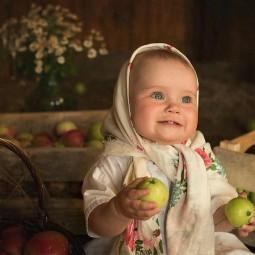 «Яблочный спас в Вербилках»