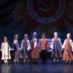 Выступление коллективов МАУК «Андреевка»