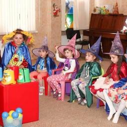 Развлекательная программа «Где водятся волшебники»